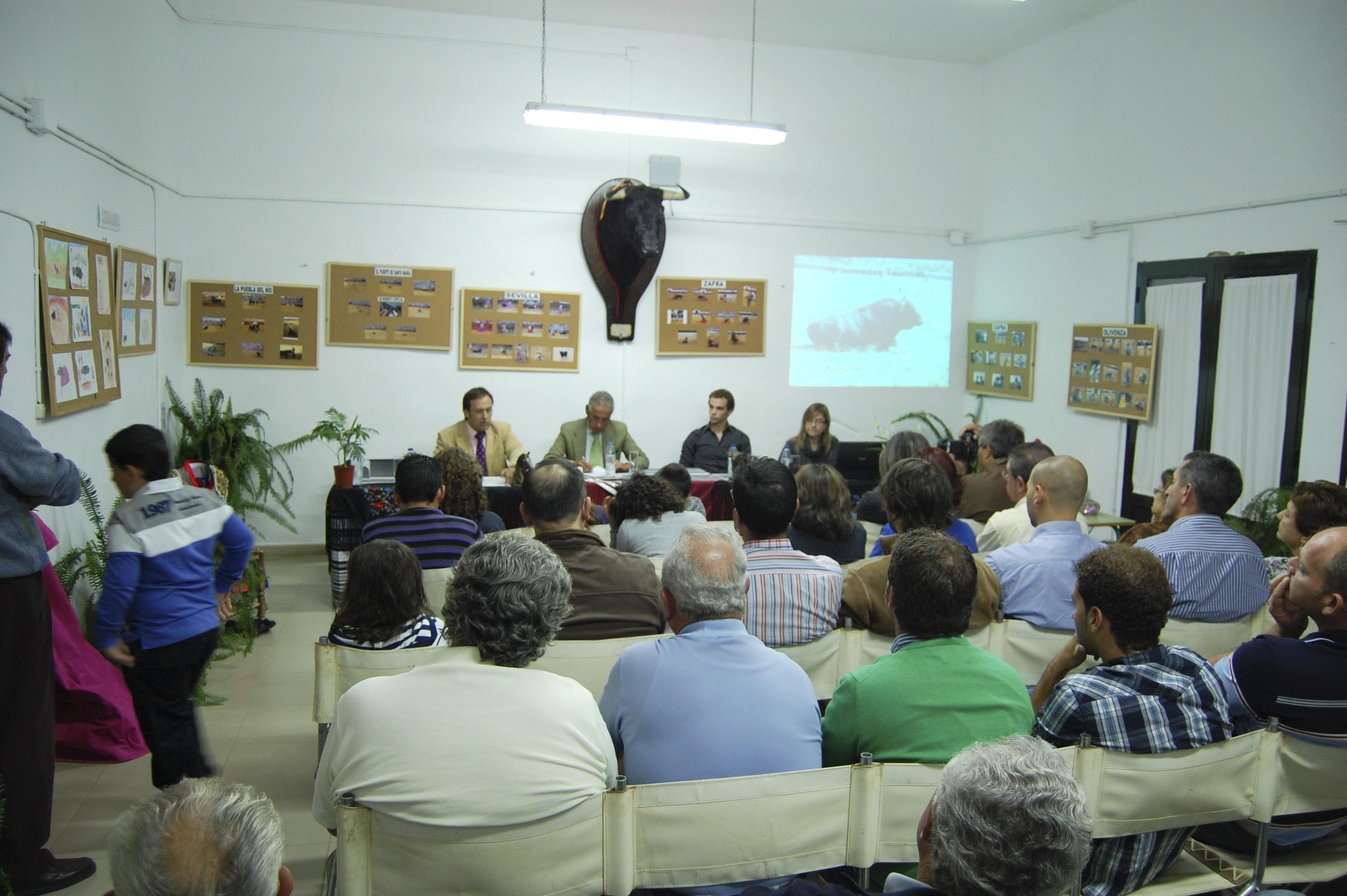"""La Asociación """"El Labrador"""" de La Bazana celebra este fin de semana sus V Jornadas taurinas"""
