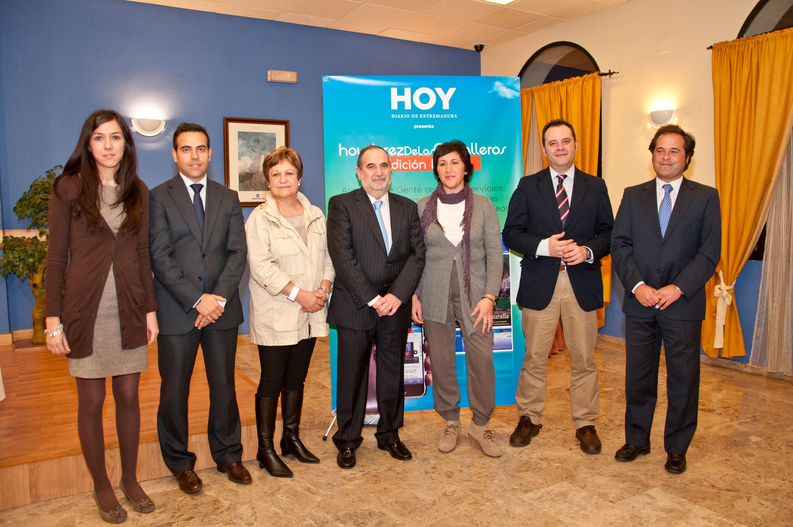 Nace HoyJerezdeloscaballeros.es, octavo proyecto hiperlocal de HOY