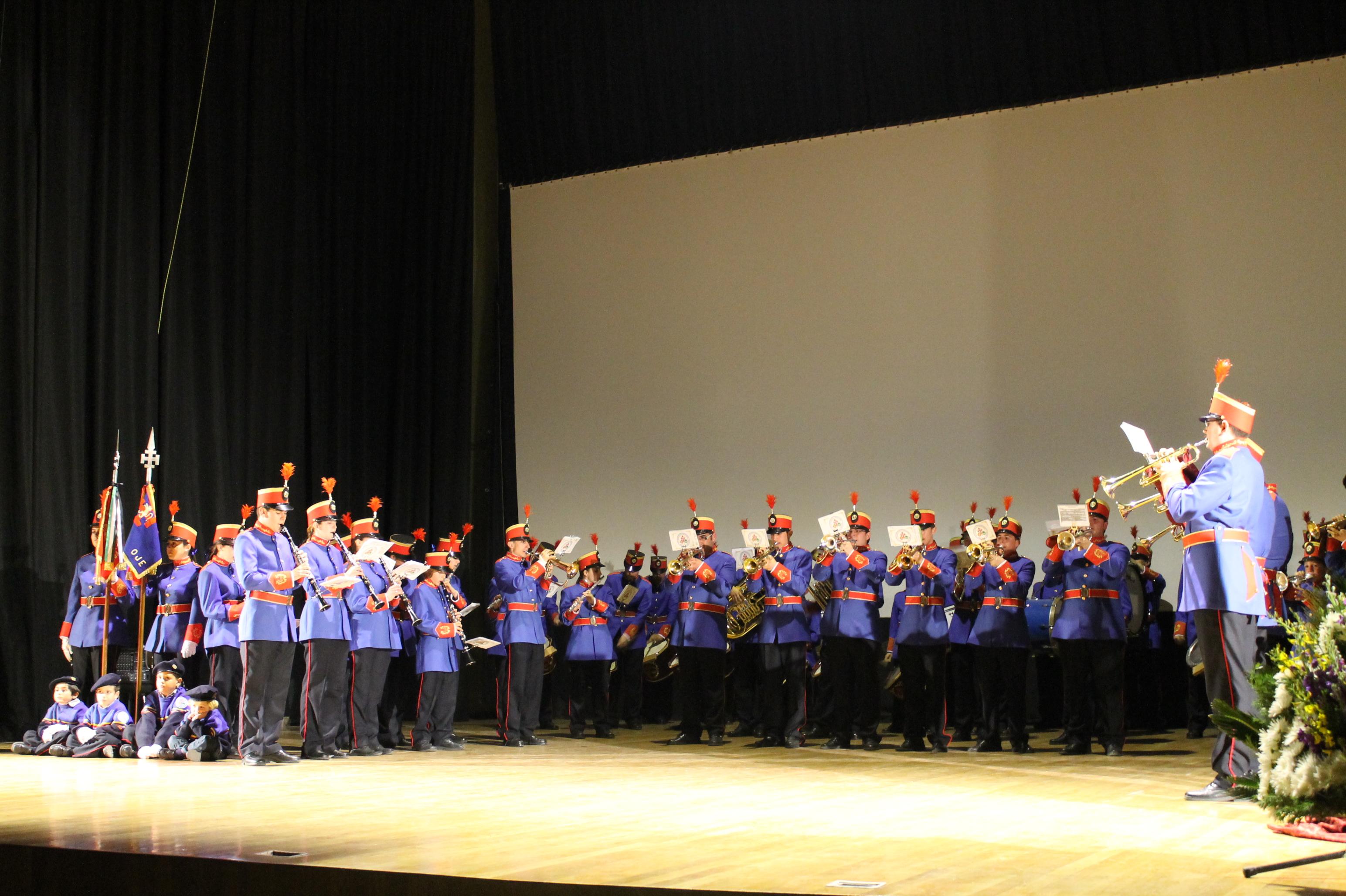 Encuentro de Bandas Jerez de los Caballeros 2012