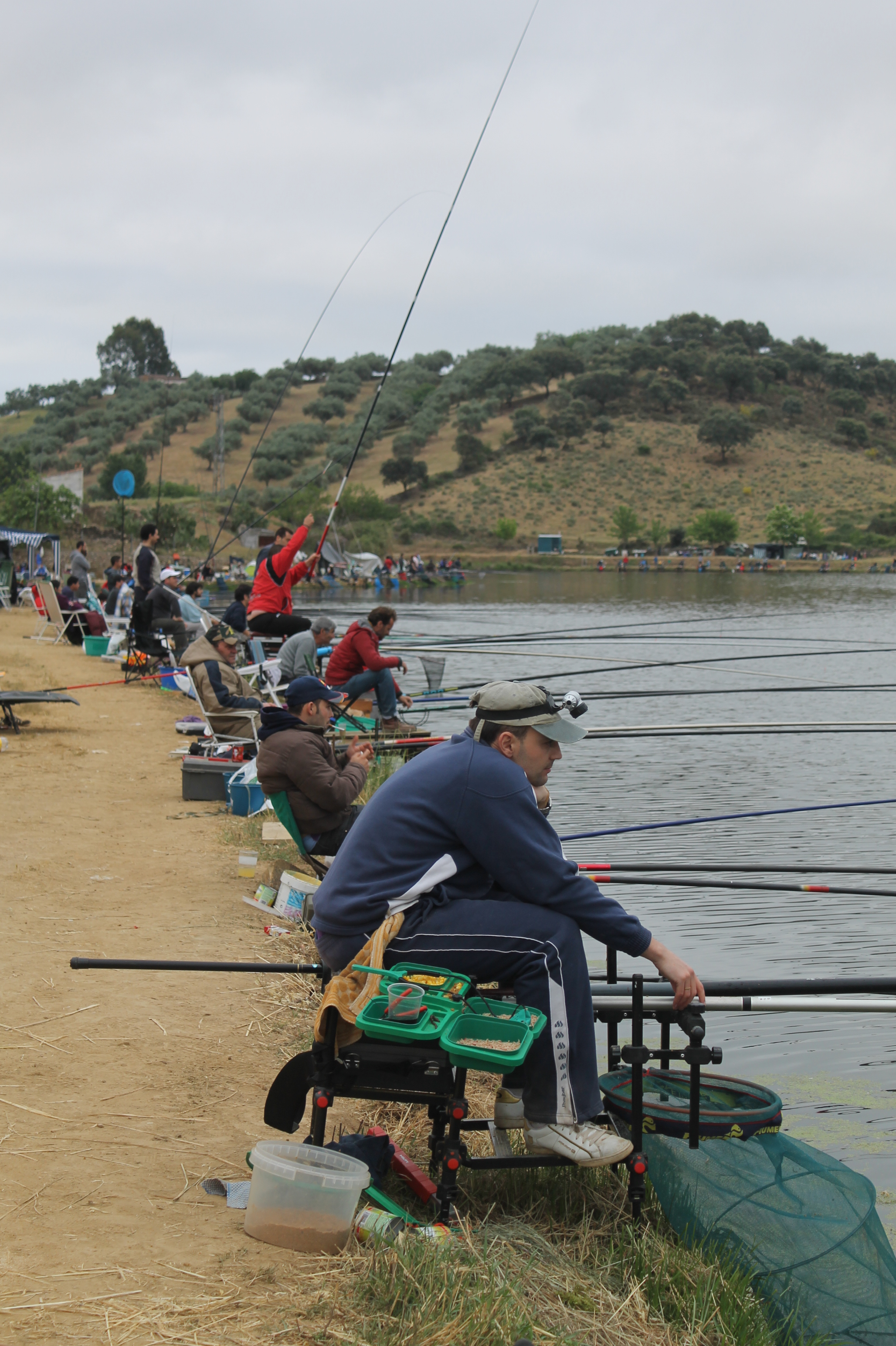 294 Concurso de pesca Charca de la Albuera
