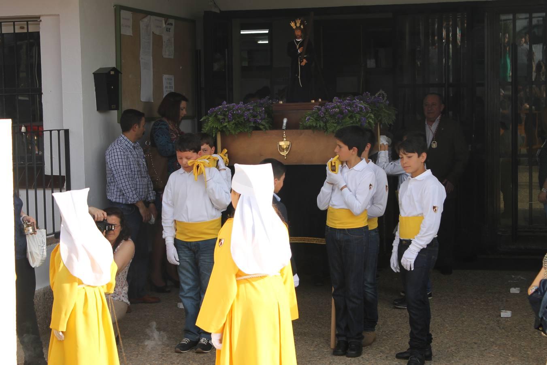 Semana Santa infantil en el Colegio El Rodeo 2014