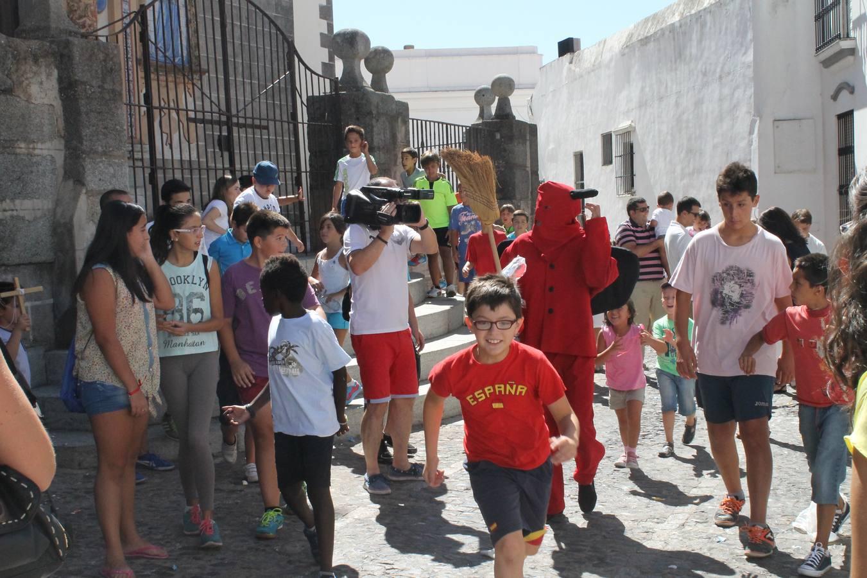 Festividad de San Bartolomé 2014
