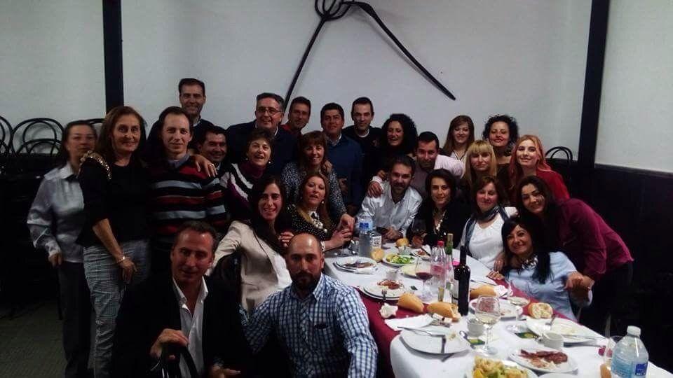 Encuentro de antiguos alumnos y profesores de la Escuela Hogar de Jerez
