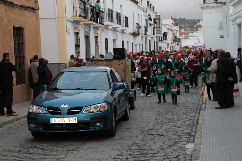 Carnaval 2015 en Jerez de los Caballeros