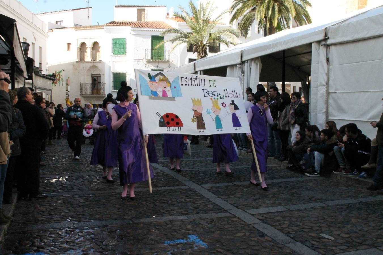 Desfile de Carnaval de los centros educativos 2015